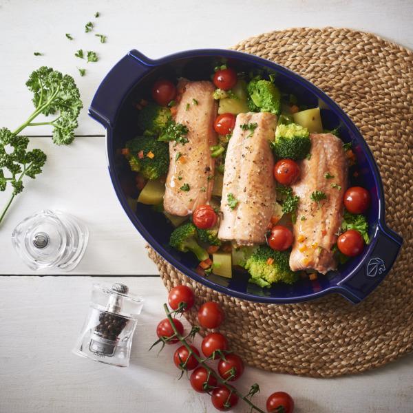 Pourquoi utiliser un plat en céramique pour la cuisson ?