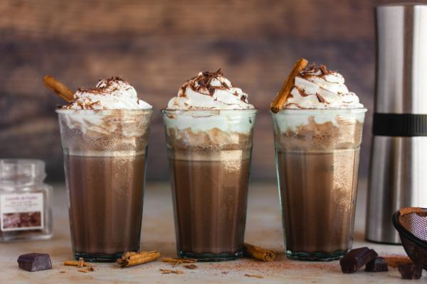 The best Cinnamon Iced Chocolate Recipe