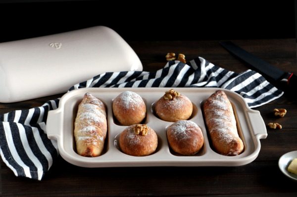 Mini Baguette and bread assortment